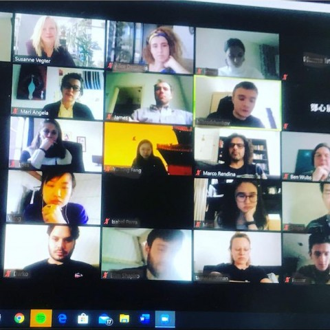 As member of an international  On-Line Jury I was Impressed with these brilliant Glocal Erasmus Master Students! They  pitched their case studies: 5 different case studies all thoroughly analysed, and on top they came up with usable innovative & amazing solutions as well!